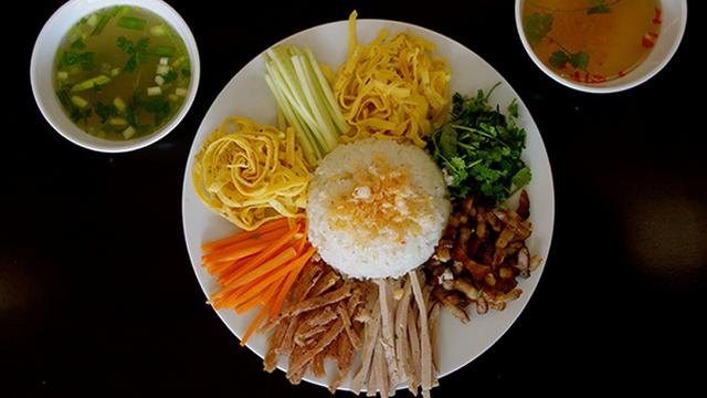 Hades rice Vietnamese Food