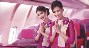 thai airways hostesses