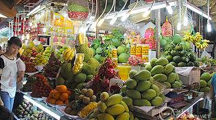 Ban Thanh Market