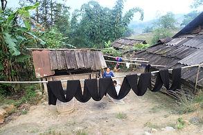 Hmong's Dye