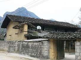Local house in Ha Giang