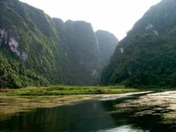 Trang An Waterway