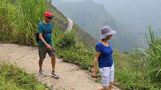 trek in Ha Giang