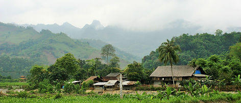 Trung Do village, Bac Ha