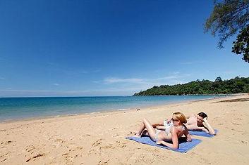 khao Lak Sand Beach