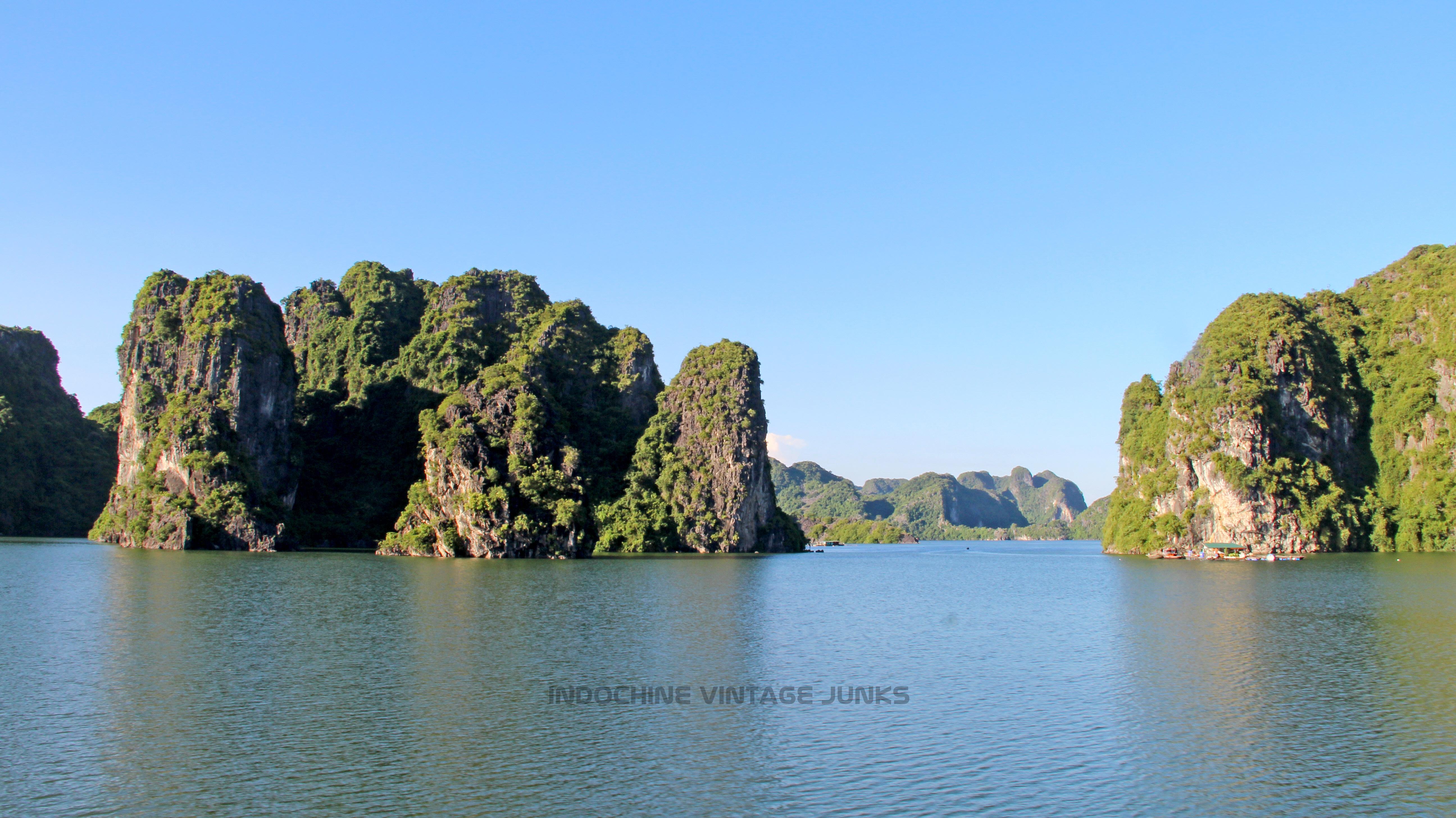 Scenic Halong Bay