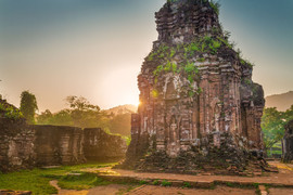 My Son Temples the hidden places in central vietnam