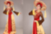 ao tu than  traditional costumes of Vietnam