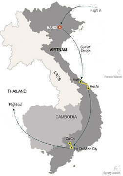 07-Day Taste of Vietnam