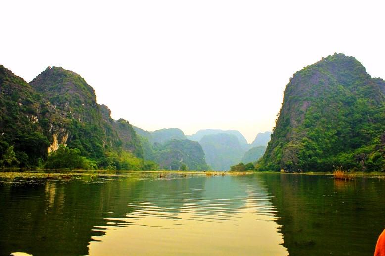 Ninh Binh Boat Ride