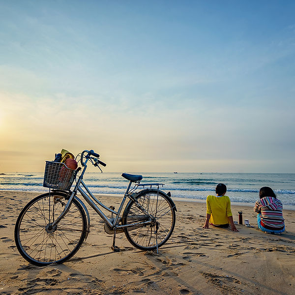 da nang bike tour racking ideas for Christmas days out in Vietnam