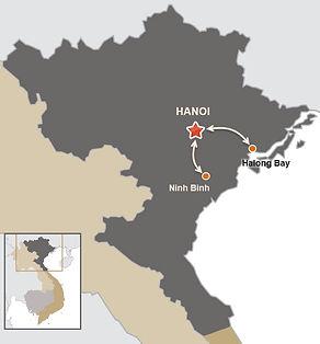 Hanoi, Ninh Binh & Halong Bay