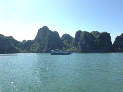 Ha-long-Bay-World Heritage Sites of Vietnam