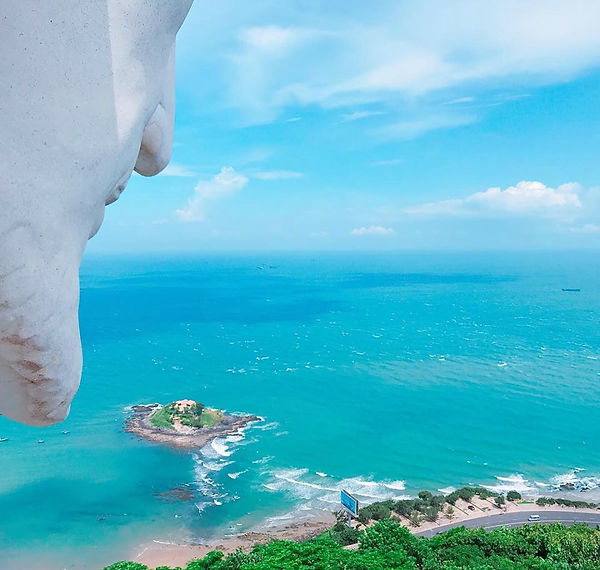 Vung Tau Beach the hidden places in southern Vietnam
