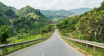 way to Bac Ha