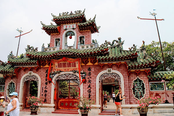 Hoi An travel guide Phuc Kien in the Hoi An.JPG