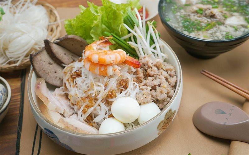 hu-tieu--nam-vang-saigon Vietnamese Food