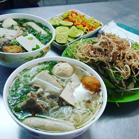 bun moc sai gon Vietnamese Food