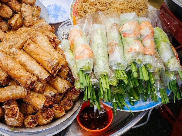spring roll.Hanoi Travel Guide