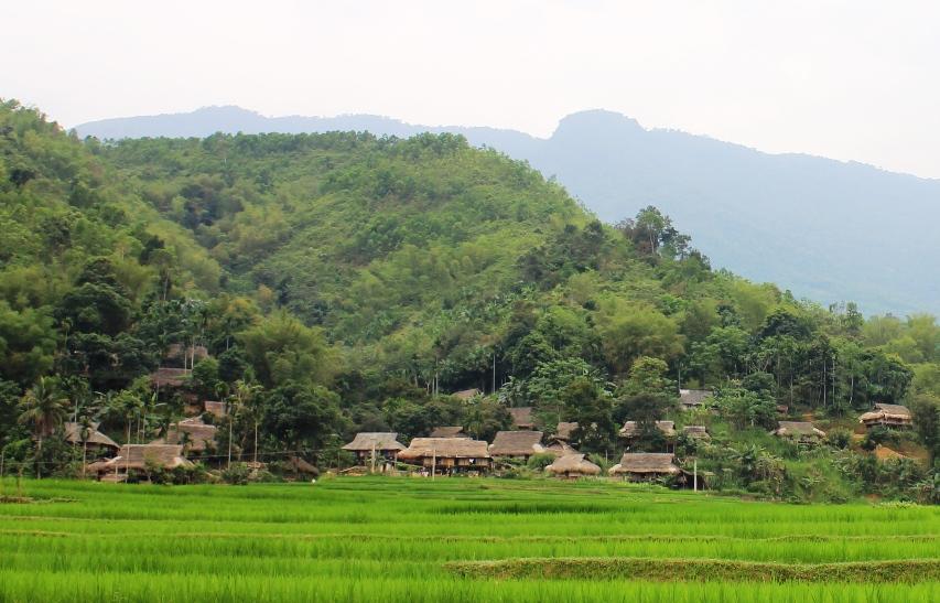 A tribal village