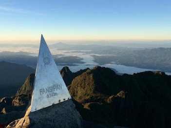 Fansipan Mountain - The Roof of Indochina