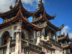 Special architecture of Phat Diem
