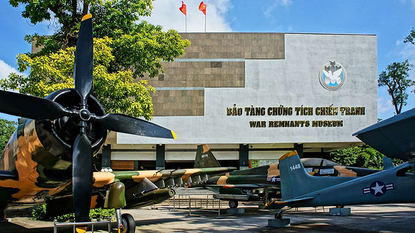 War Remnants Museum Sai Gon Travel Guide
