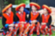 Red Dao People -  traditional costumes of Vietnam