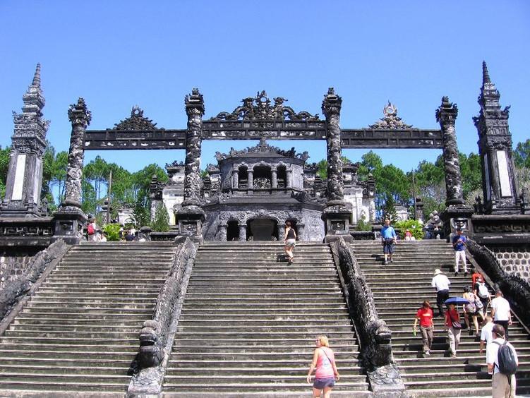 royal tombs Hue World Heritage Sites of Vietnam