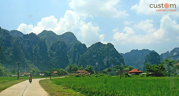 To Bac Son Valley