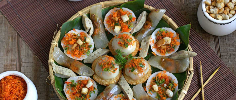 Hue Beo cake, filter cake Vietnamese Food