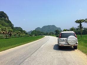 Drive to Ha Giang