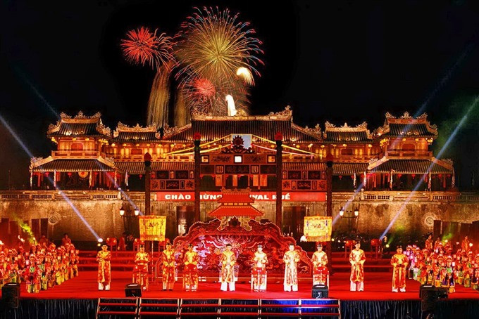 1-festival-hue.the principal holidays and festival in Vietnam