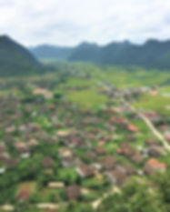 A Village in Bac Son