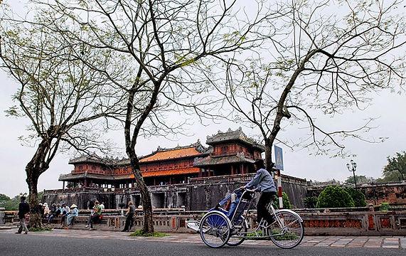 Cyclo-hue.Hue Travel Guide