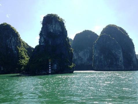 Ha-long-Bay World Heritage Sites of Vietnam