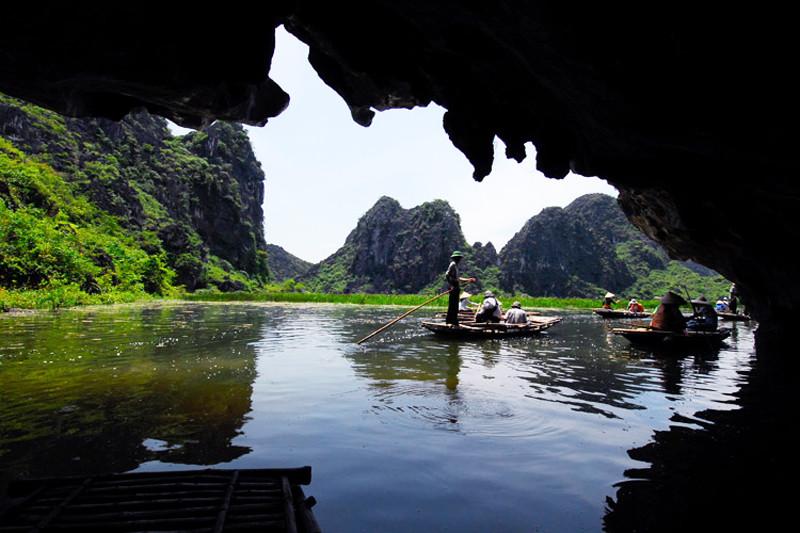 van long ninh binh World Heritage Sites of Vietnam