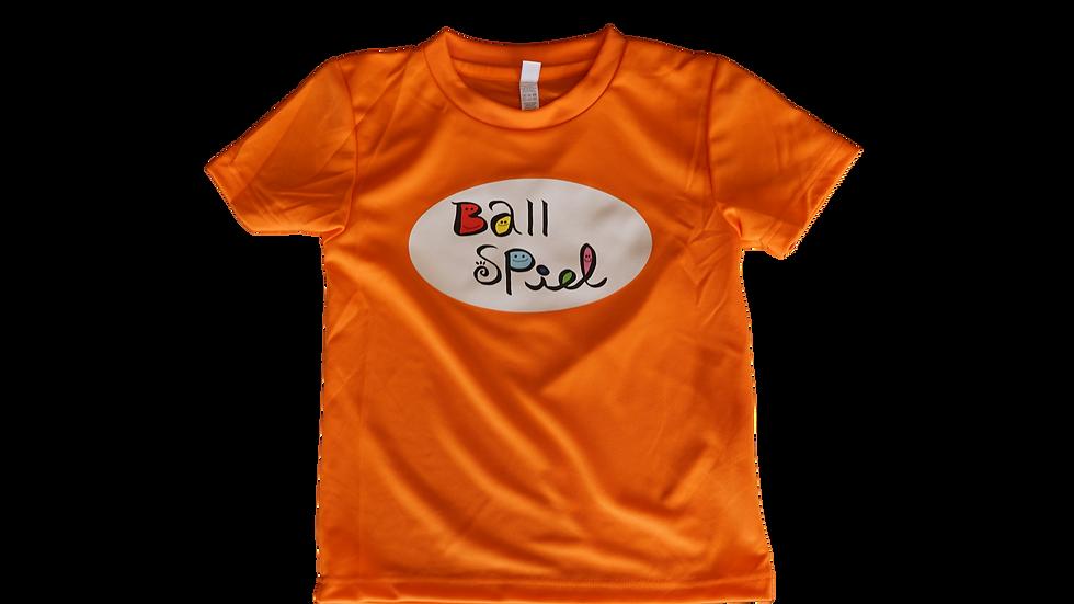 バルシュピール Tシャツ(オレンジ)