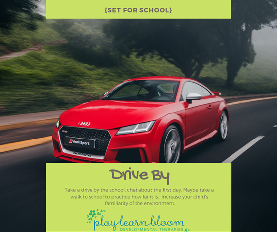 SET FOR SCHOOL #6