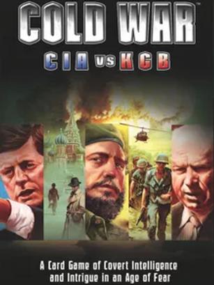 Cold War - CIA vs KGB