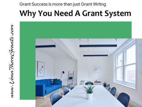 Why Your Nonprofit Needs a Grant System
