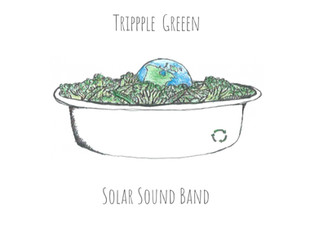 TRIPPPLE GREEEN ! OUR ALBUM IS OUT