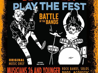ANOTHER Battle Of The Bands!!!