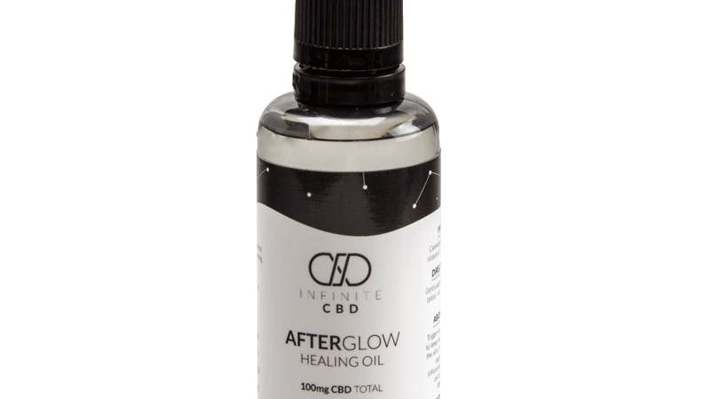 Infinite Afterglow Healing Oil