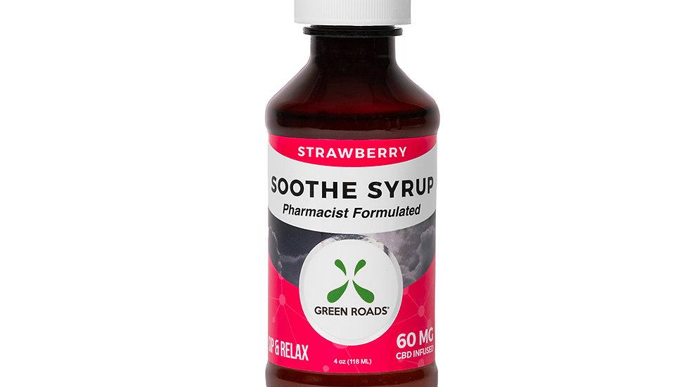 CBD Soothe Syrup w/ Melatonin