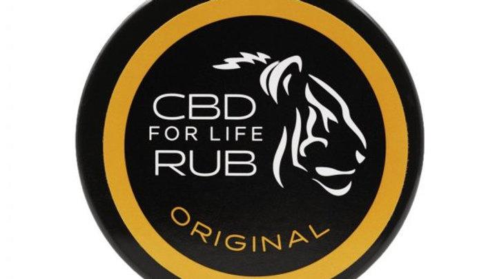 Pure CBD Rub
