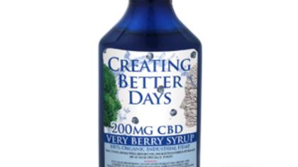 C.B.D. Melatonin + CBD Syrup