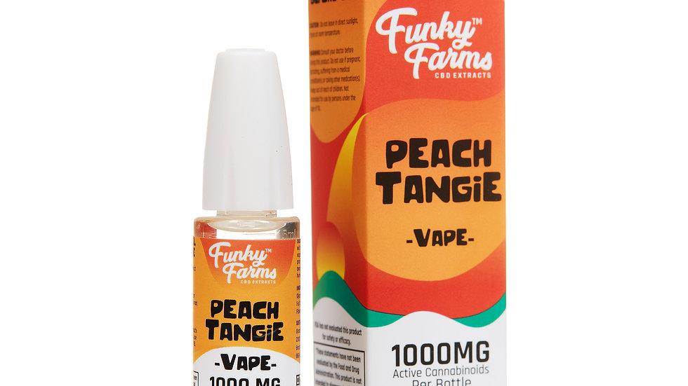 Peach Tangie CBD Vape Juice