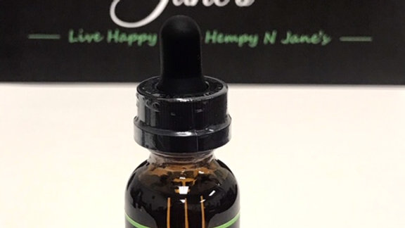 2000 mg Full Spectrum Oil