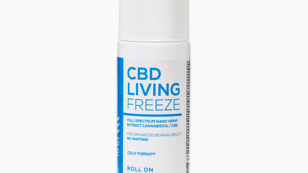 CBDLiving Freeze Roll-On